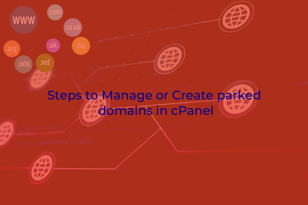 Steps-to-Manage-or-Create-parked-domains-in-cPanel