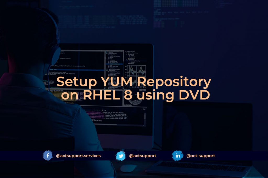 Setup-YUM-Repository-on-RHEL-8-using-DVD