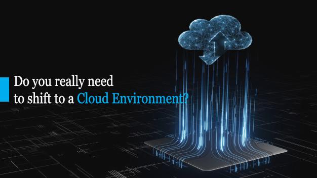 shift-to-cloud-envirnoment