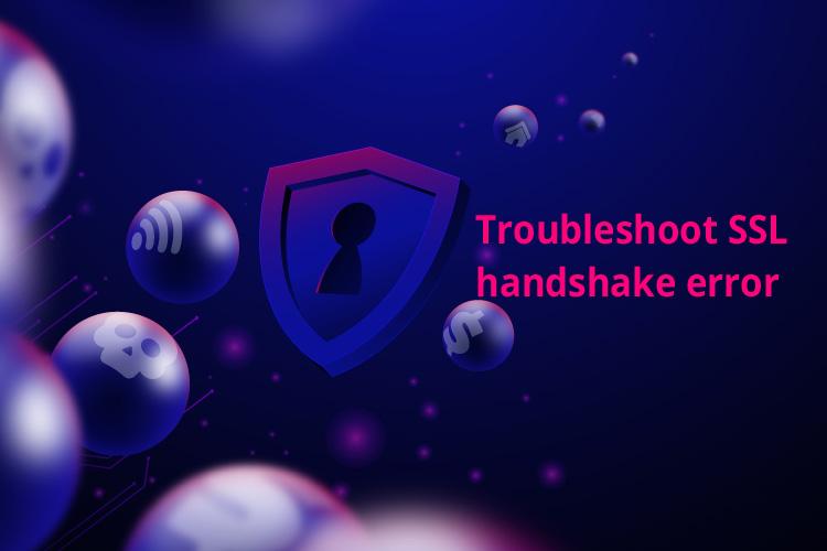 SSL Handshake Error