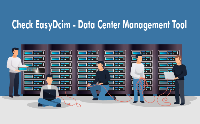 EasyDcim - Data Center management tool